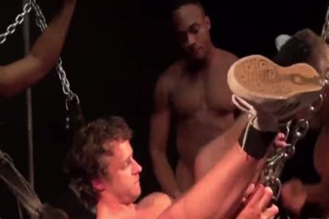 Interracial Dungeon